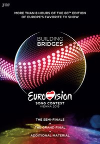 Eurovision Song Contest Vienna 2015 DVD