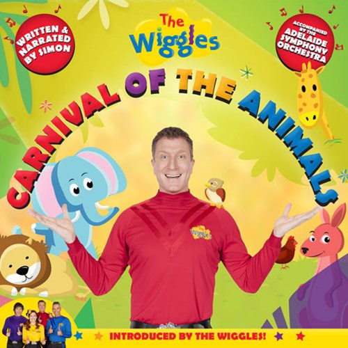 The Wiggles: Carnival Of The Animals (CD Only)