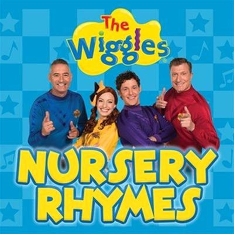 The Wiggles: The Wiggles Nursery Rhymes! (CD)