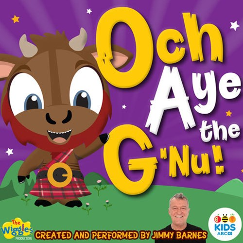 Jimmy Barnes and The Wiggles: Och Aye The G'Nu (CD Only)