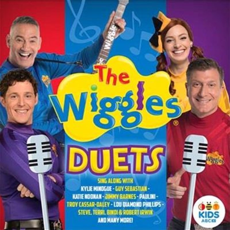 The Wiggles: Duets (CD Only)