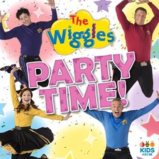 The Wiggles: Party Time! (CD) - Music Children's Music