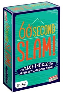 60 Second Slam - Card Games Party & Family