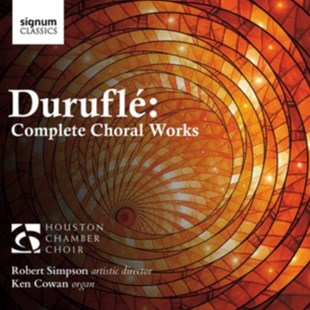 Duruflé: Complete Choral Works - CD / Album - Music Classical Music