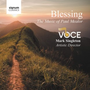 Blessing: The Music of Paul Mealor - CD / Album - Music Classical Music