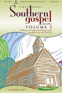 Southern Gospel Favs V2  Satb by Luke Gambill (0645757167271) - PaperBack - Entertainment Music General