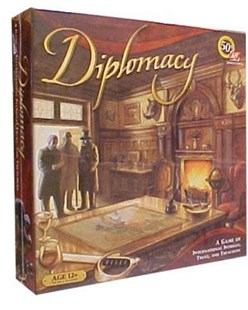 Diplomacy Game - Board Games Party & Family