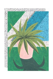 WRAP - Ana Popescu Collection - Single Art Card - Plant Study #2 - Cards & Wrap