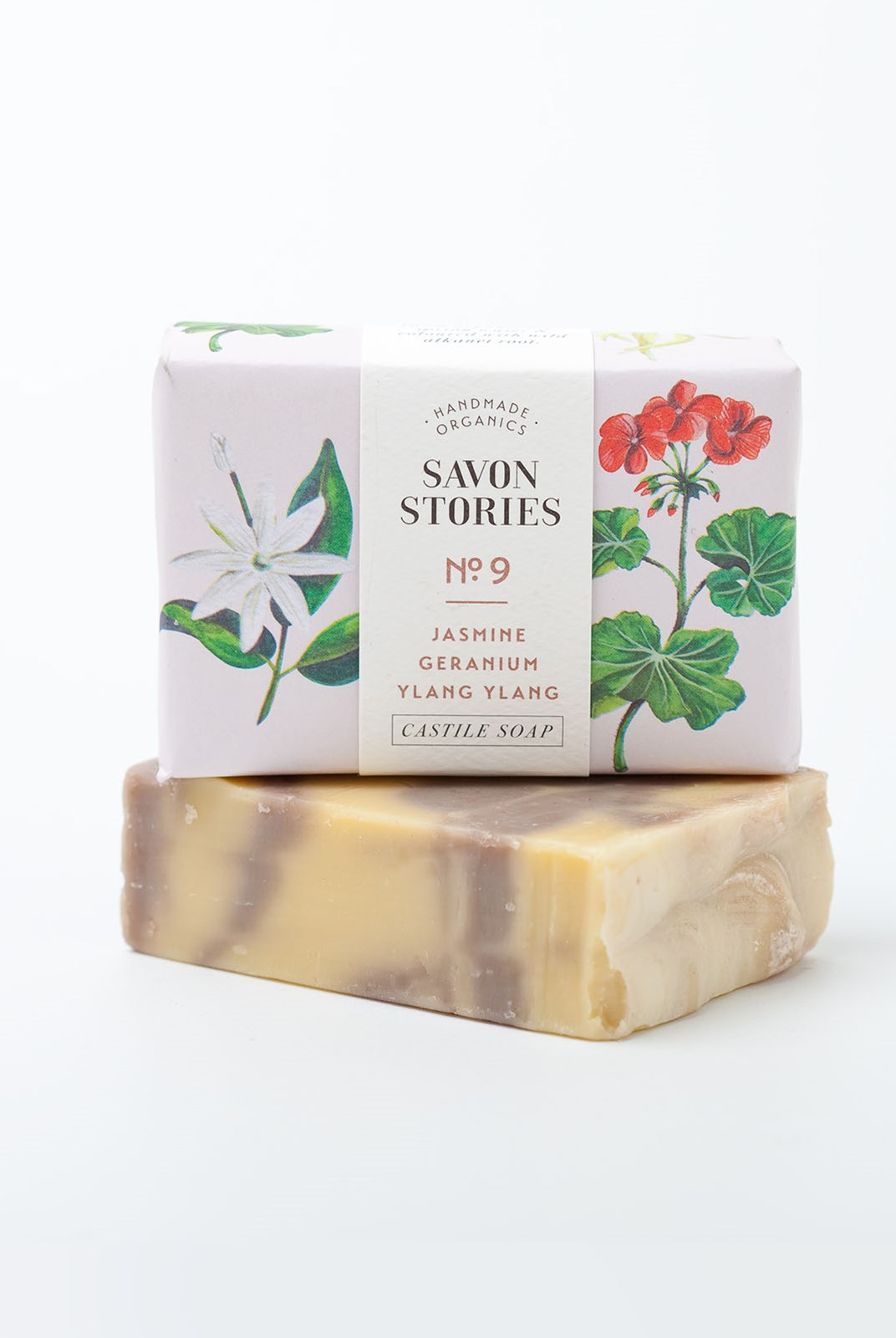 Savon Stories - Organic Soap - 105g - Alkanet