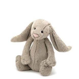 Bashful Beige Bunny Lge - Children's Toys & Games Plush