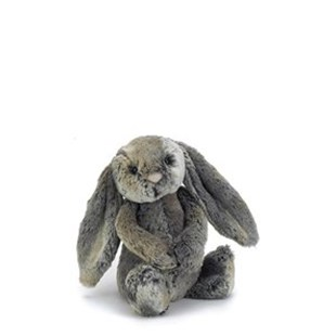 Bashful Cottontail Bunny Small - Children's Toys & Games Plush