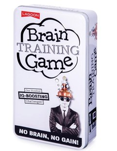 Lagoon Brain Weight Training Game - Card Games Puzzle & Trivia