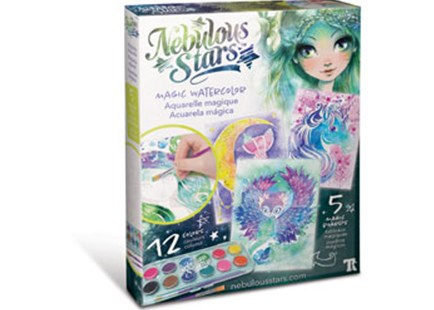 Nebulous Stars - Magic Watercolour - Children's Toys & Games Arts & Crafts