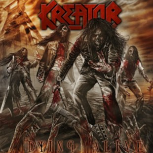 Kreator: Dying Alive (DVD/2CD) - Music Metal