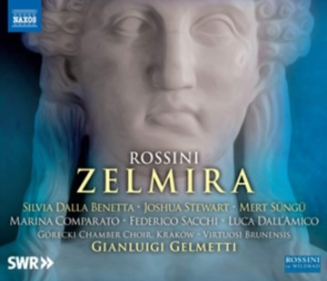 Rossini: Zelmira - CD / Box Set - Music Classical Music