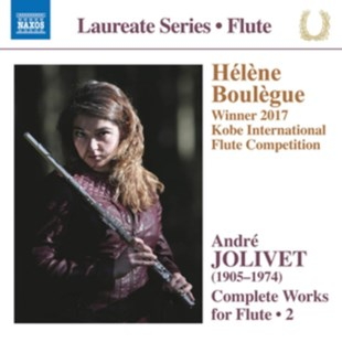 André Jolivet: Complete Works for Flute - CD / Album - Music Classical Music