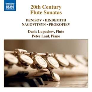 20th Century Flute Sonatas - CD / Album - Music Classical Music