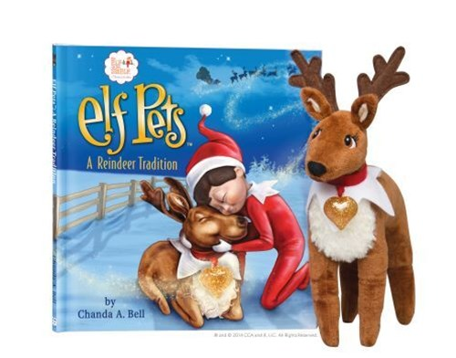 Elf Pets - A Reindeer Tradition: The Elf on the Shelf