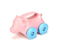 Green Toys - Pig Push Toy