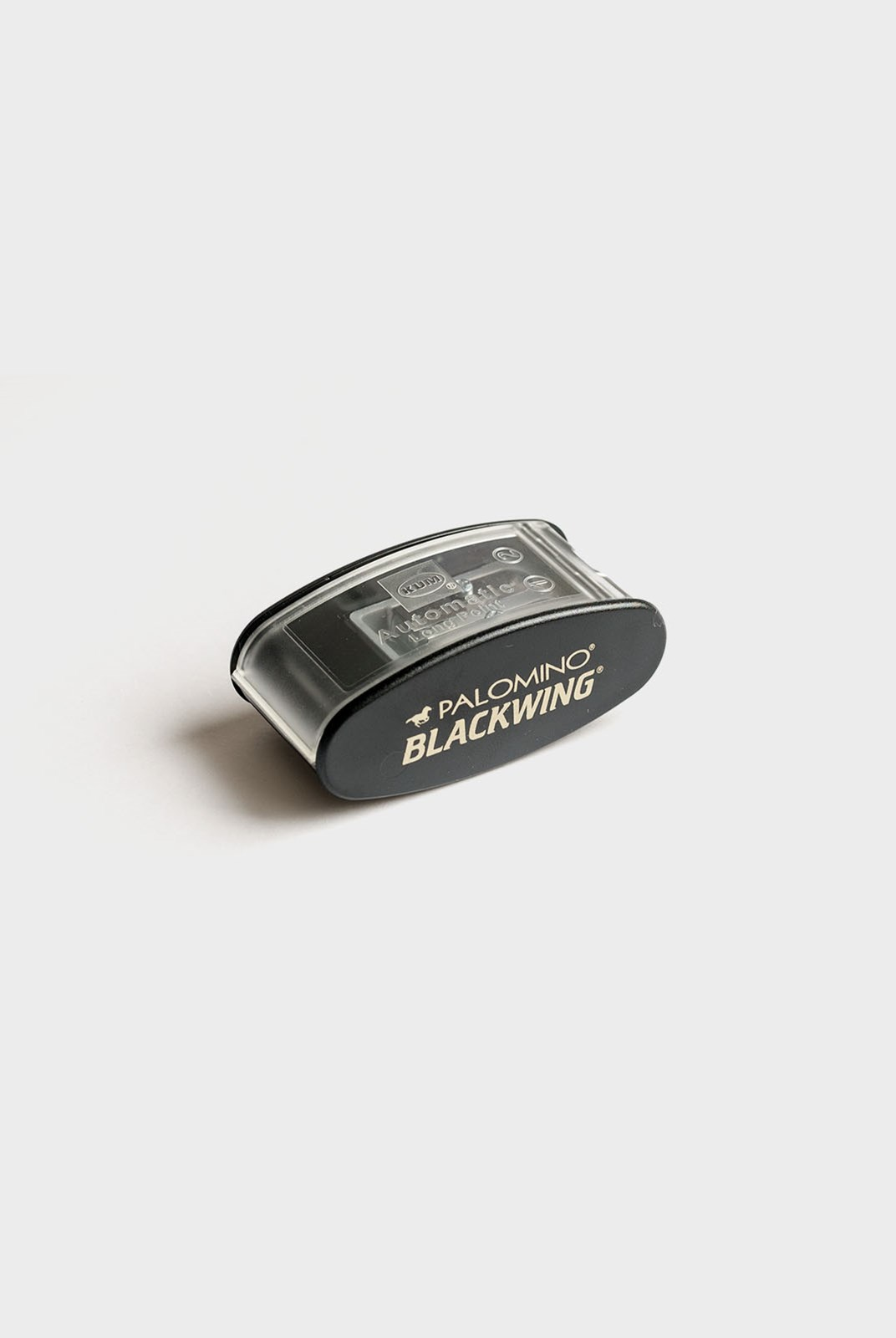 Palomino - KUM Long Point Pencil Sharpener - Black