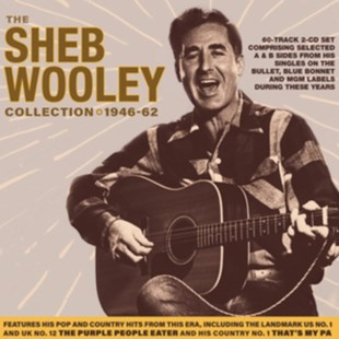 The Sheb Wooley Collection 1946-62 - CD / Album - Music Rock