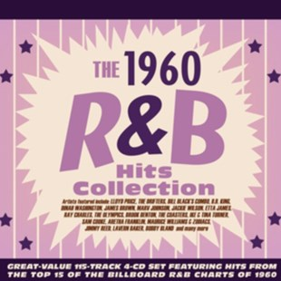 The 1960 R&B Hits Collection - CD / Box Set - Music R&B