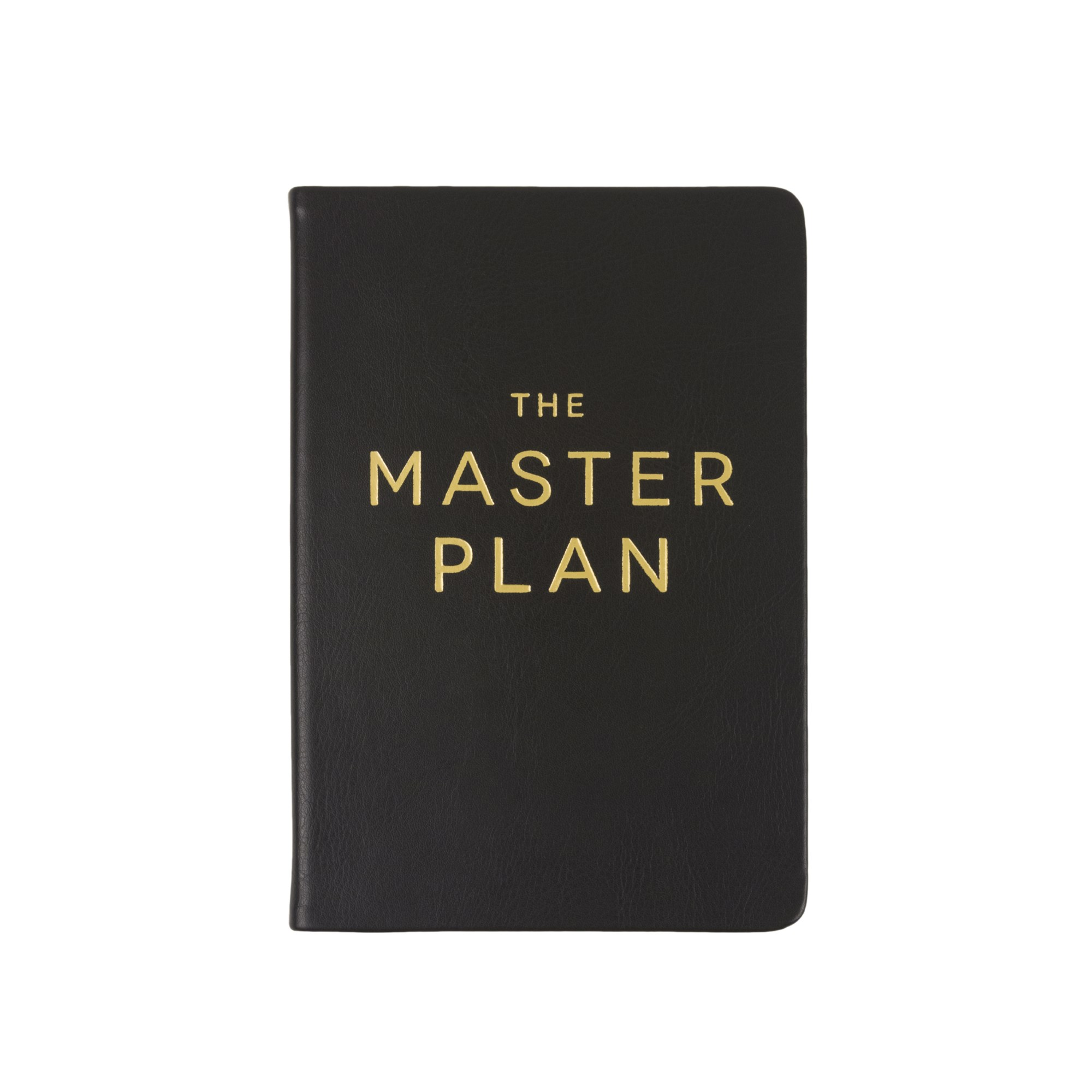 Style Journal: Black Master Plan (D436v)