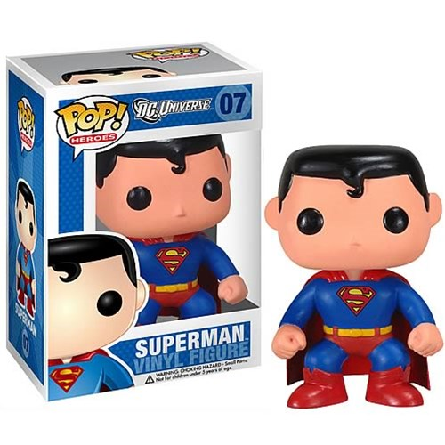 Superman - Pop! Vinyl Figure