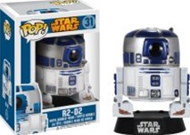 Star Wars - R2-D2 Pop! Vinyl Figure