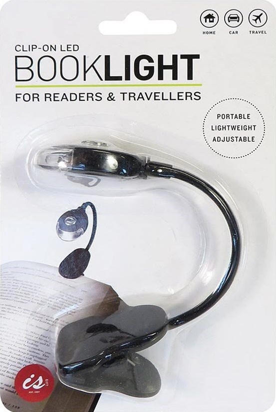 Clip-On LED Book Light