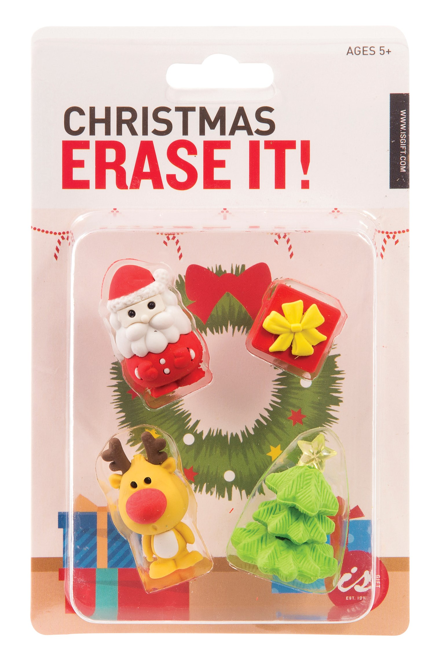 Christmas Erase It!