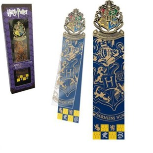 Harry Potter - Hogwarts Crest Bookmark - Children's Toys & Games