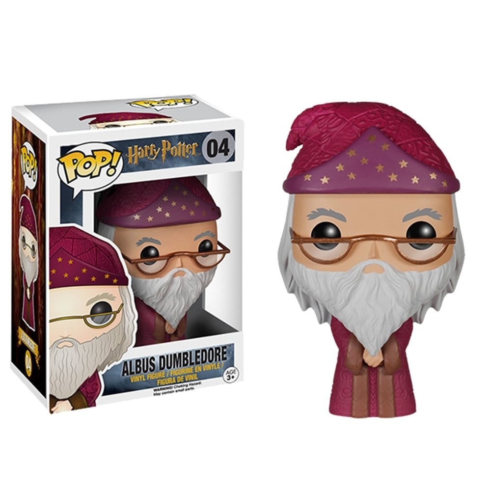 Harry Potter - Albus Dumbledore Pop! Vinyl Figure