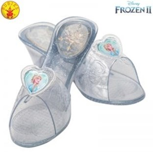 Elsa Frozen 2 Jelly Shoes Child - Clothing Clothing Accessories