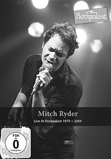 Mitch Ryder: Live at Rockpalast 1979 & 2004 (2 Discs) - Film & TV Music & Musicals