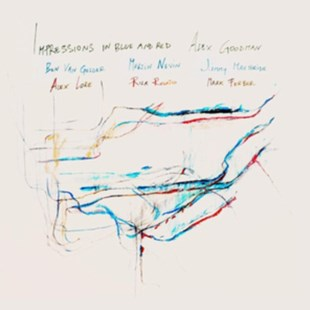 Impressions in Blue and Red - CD / Album Digipak - Music Jazz