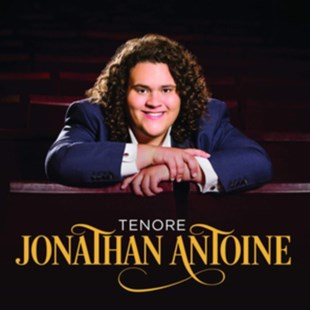 Jonathan Antoine: Tenore - CD / Album - Music Classical Music