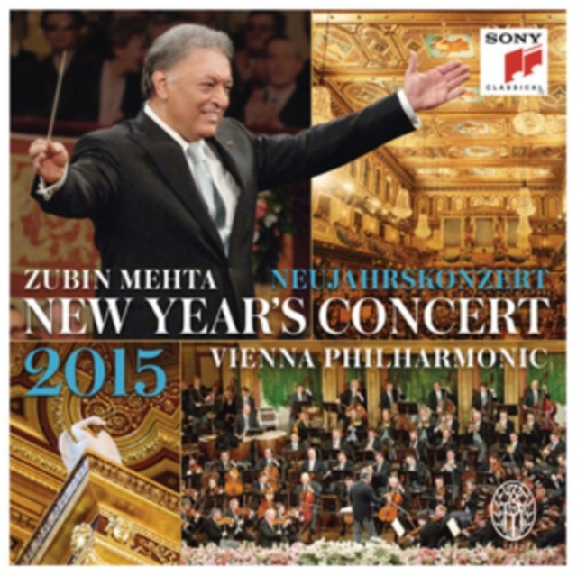 New Year's Concert 2015 - CD / Album