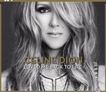 Loved Me Back to Life - CD / Album - Music Rock