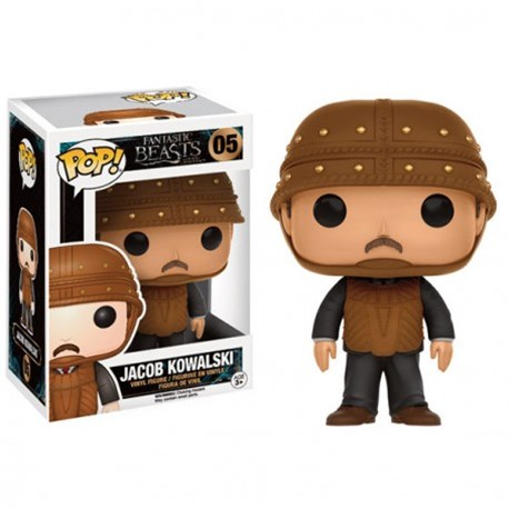 Fantastic Beasts - Jacob Pop! Vinyl Figure