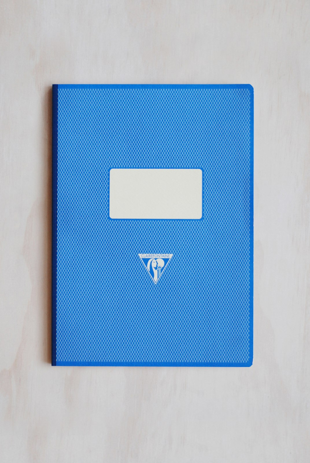 Clairefontaine - '1951' Clothbound Notebook - Ruled - A4 - Blue