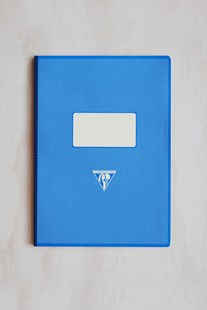 Clairefontaine - 1951 Clothbound NB RLD A4 Blue - Notebooks & Journals Notebook - Ruled