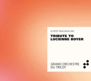 Tribute to Lucienne Boyer - CD / Album - Music Jazz