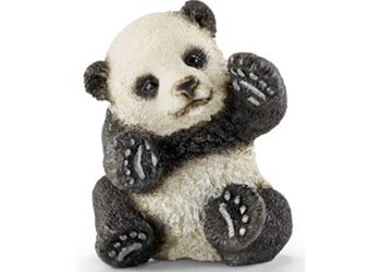 Schleich - Panda Cub Playing