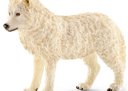 Schleich - Arctic wolf - Children's Toys & Games Figures & Dolls