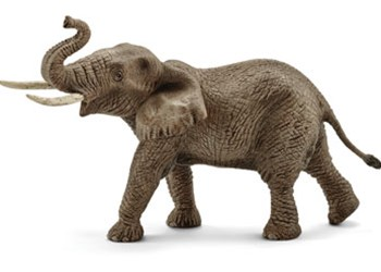 Schleich - African Elephant Male