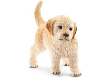 Schleich - Golden Retriever Puppy
