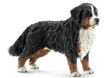 Schleich - Bernese Mountain Dog, Female