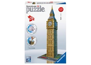Ravensburger - Big Ben 3D Puzzle 216pc
