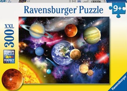 Ravensburger - Solar System Puzzle 300pc by  (4005556132263) - Jigsaw - Jigsaws